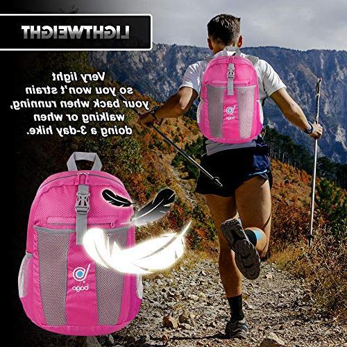 bago Lightweight Foldable Backpack - 25L Daybag
