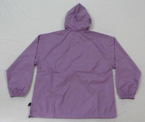 Charles Apparel Monogrammed Rain Jacket