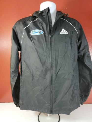 men s core 18 rain jacket small