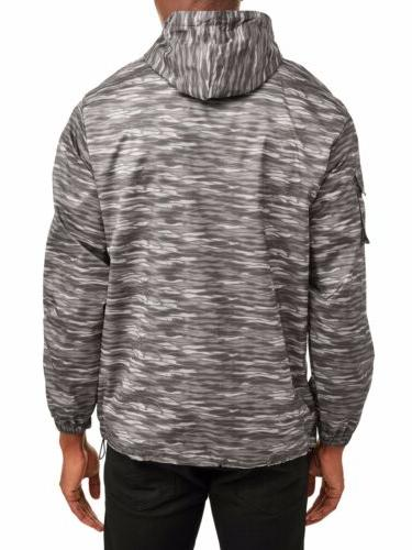 PNW Men's full zip rain Vest Activewear Outfit XL Boy
