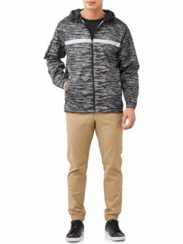 PNW Men's rain jacket Vest Activewear Boy
