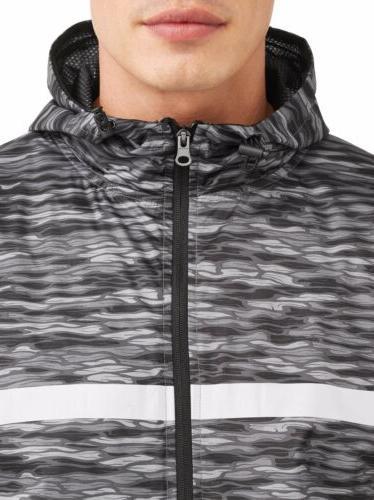 PNW Men's rain jacket Coat Vest Activewear Outfit Boy
