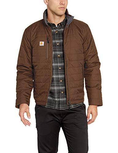 men s gilliam jacket coffee small