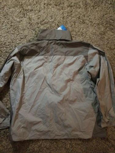Columbia rain jacket 3x retail 75