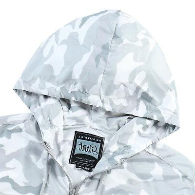 Beautiful Giant Men's Lightweight White Camo