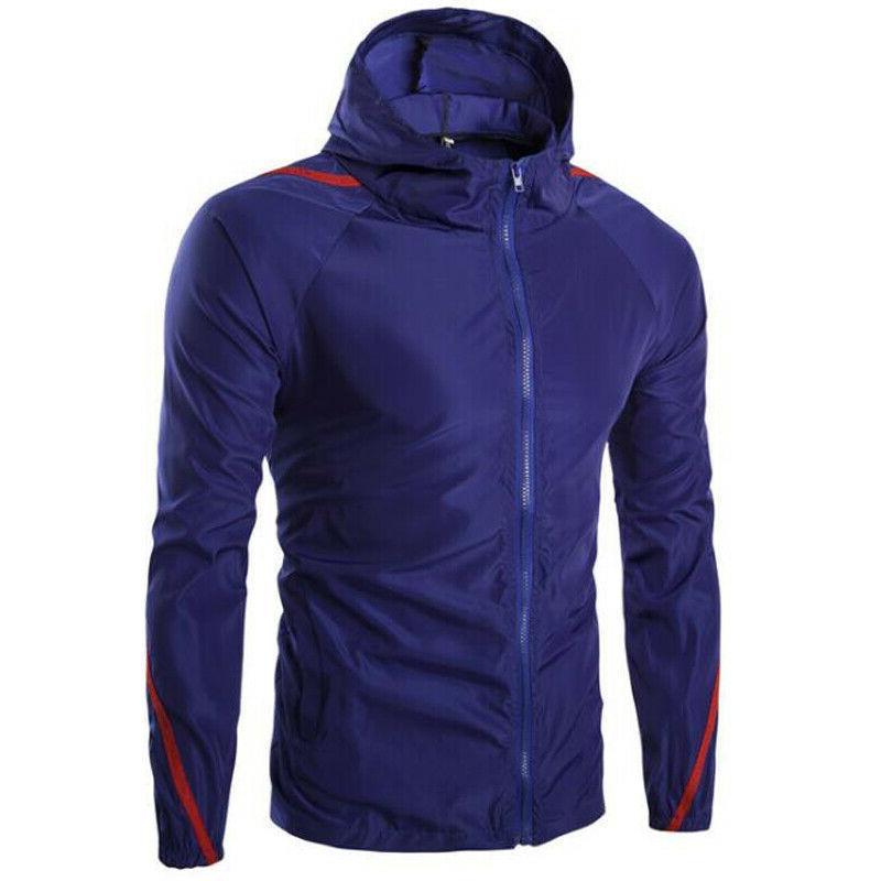 Men Hoodie Coat Outwear