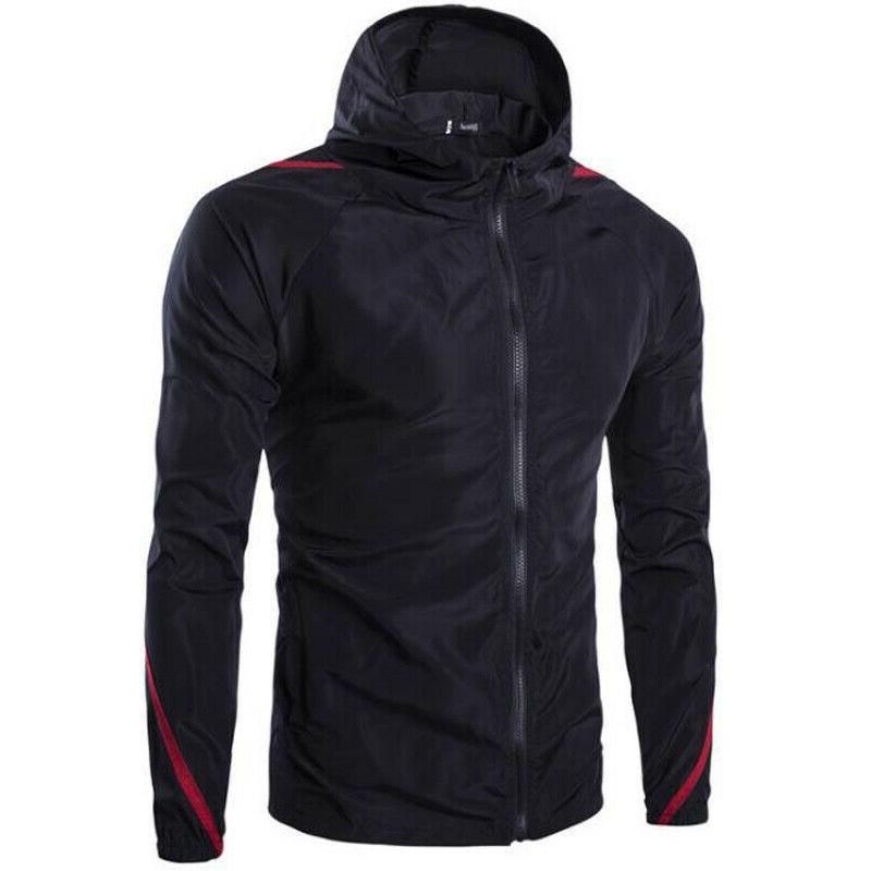 Men's Windproof Rain Jacket