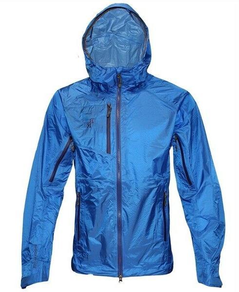 Men's Brooks Range Jacket Rain Hiking Camping  Water-Resista