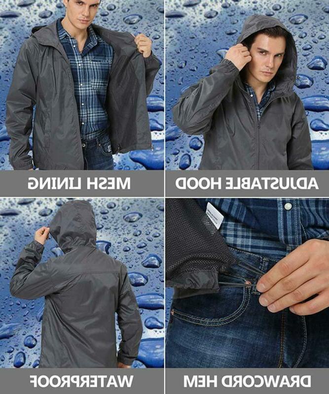 Ilovesia Lightweight Rain Jacket G2