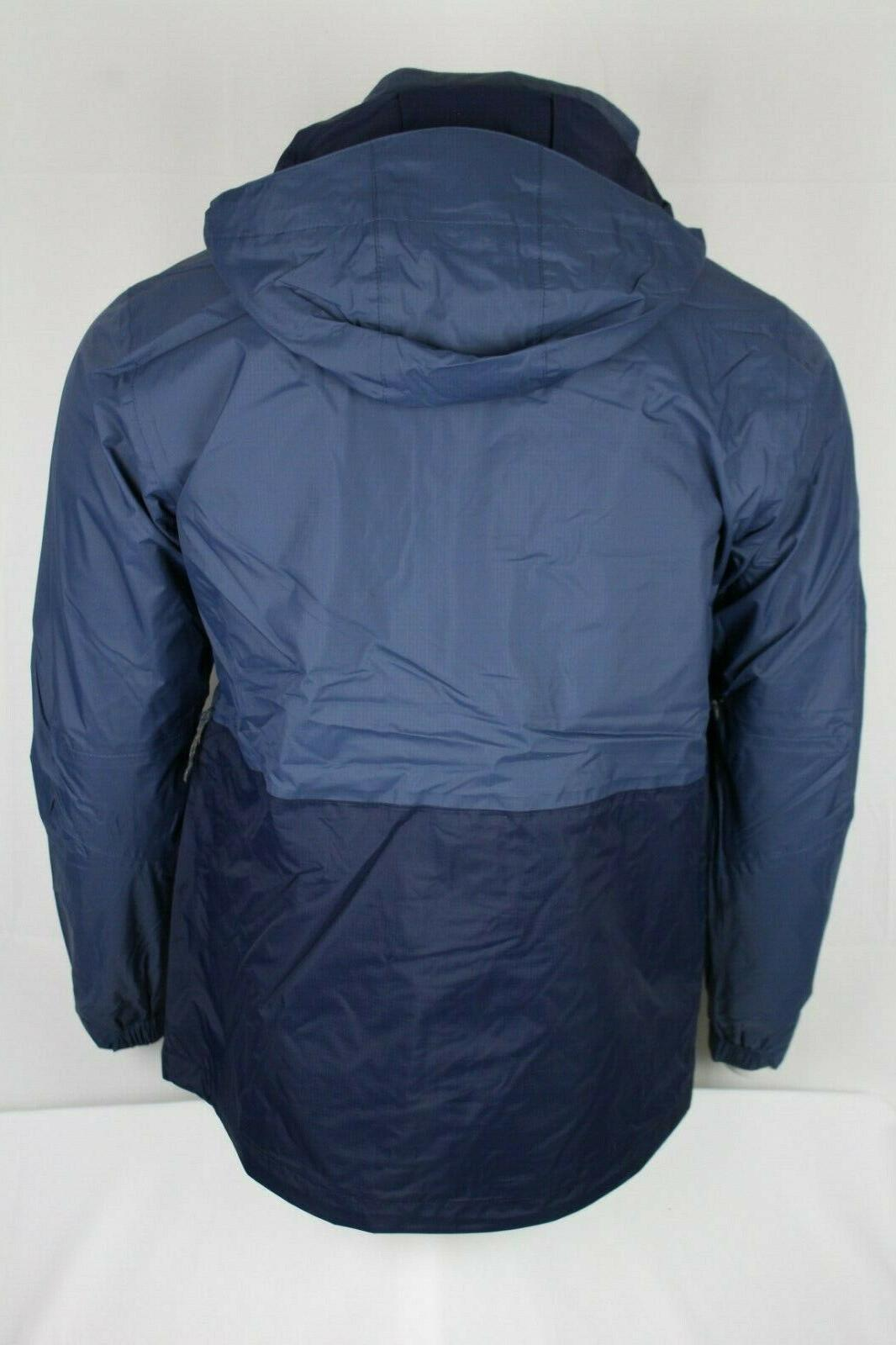 Columbia Packable or Rain/Wind Blue