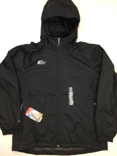 THE NORTH FACE Men's Quest Hooded Dryvent Waterproof Rain Ja
