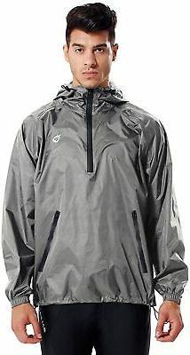 BALEAF Waterproof Hooded Packable