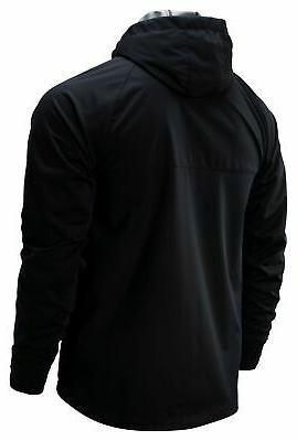 New Rain Jacket Black