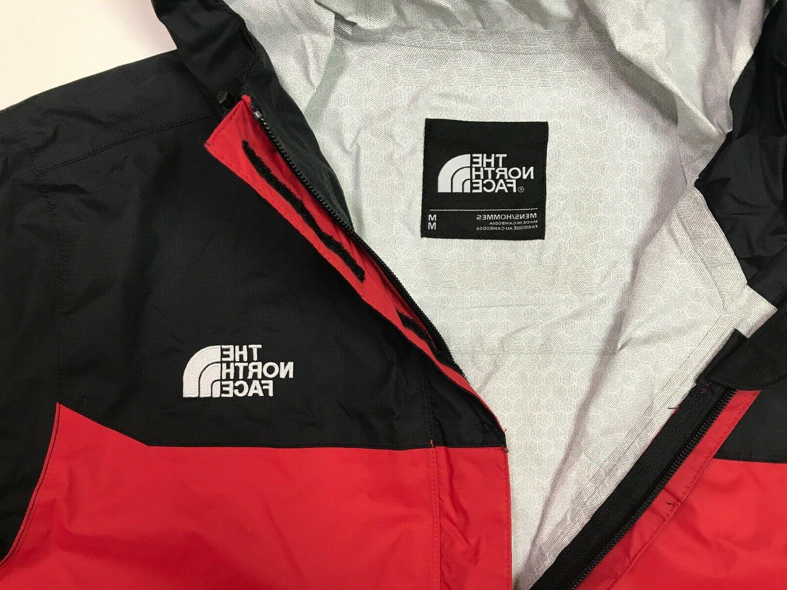 The Face Venture Waterproof Jacket TNF Red