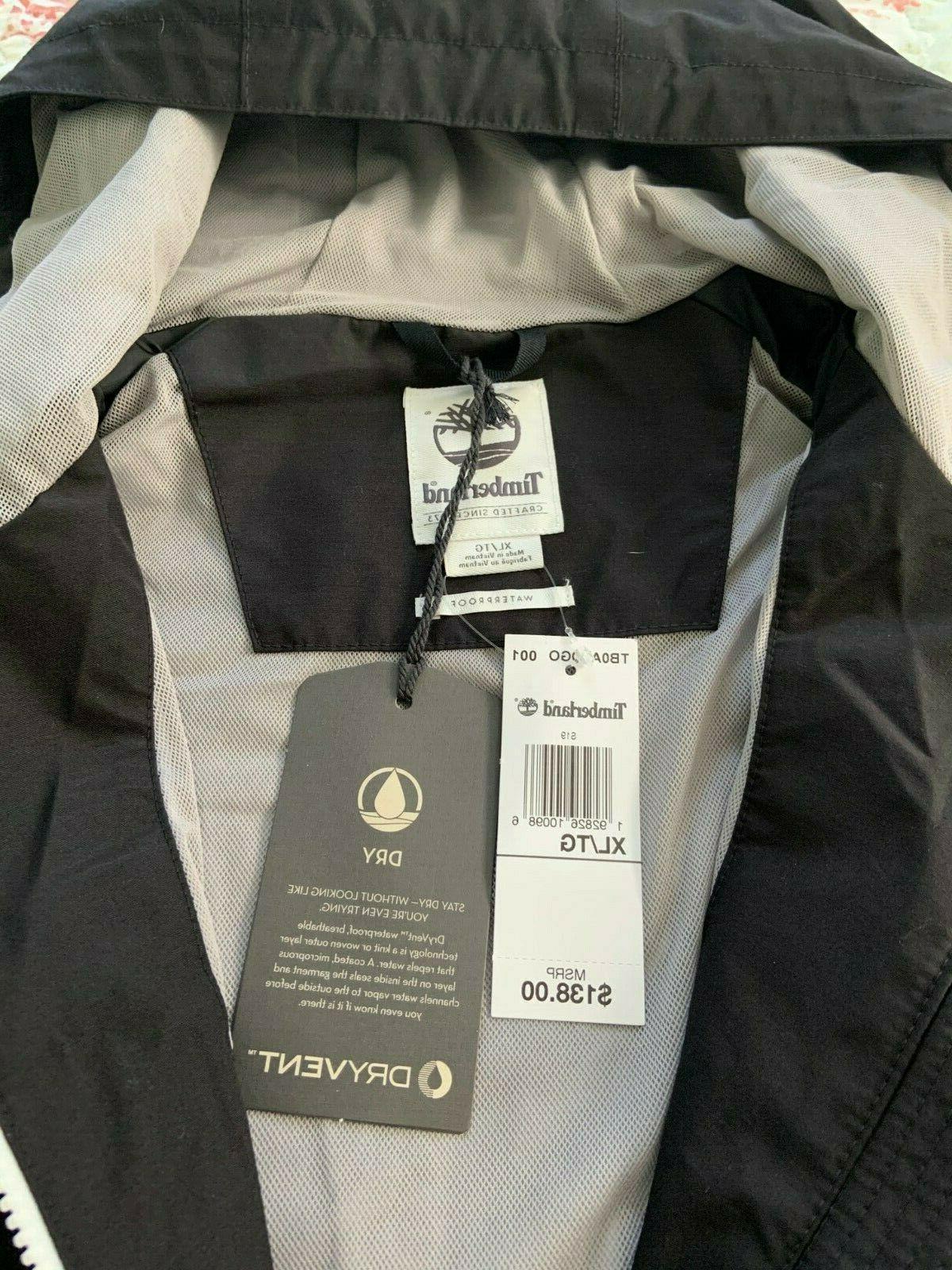 Timberland Waterproof Rain Jacket XL