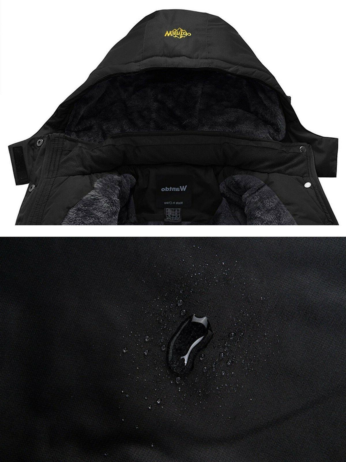 Wantdo Waterproof Jacket M