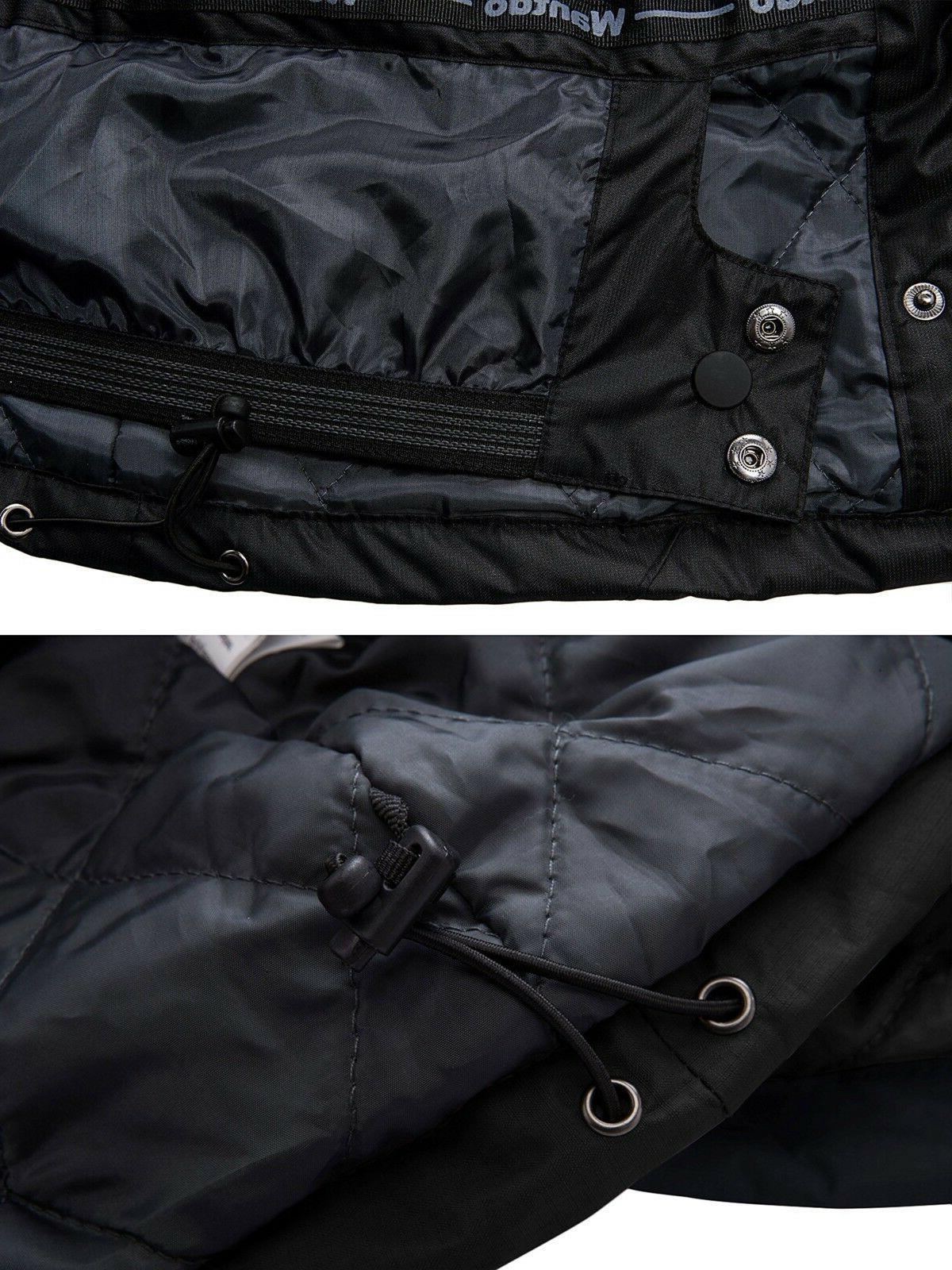 Wantdo Jacket Fleece Windproof Jacket US M