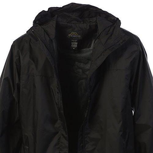 Gioberti Waterproof Rain Black -