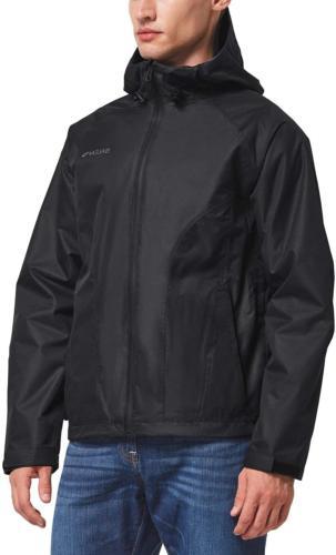 BALEAF Men's Waterproof Rain Jacket Lightweight Windbreaker