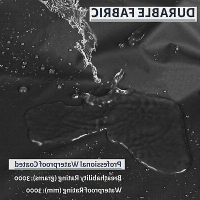 BALEAF Waterproof Rain Jacket Windbreaker for