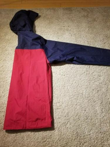 Patagonia Men's Jacket - Classic Red/Navy MSRP