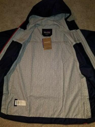 Patagonia Men's Rain Jacket - Medium,