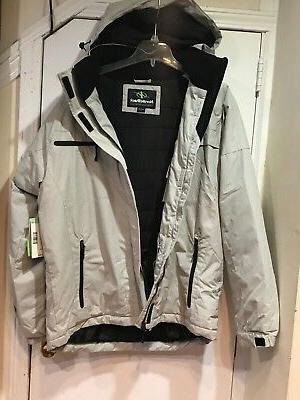 NordicTrack Men's Outerwear Church hood Size ML$150