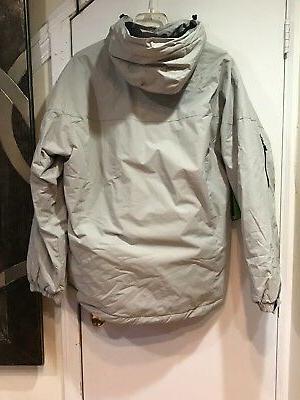 NordicTrack Winter Outerwear Work hood Coat ML$150