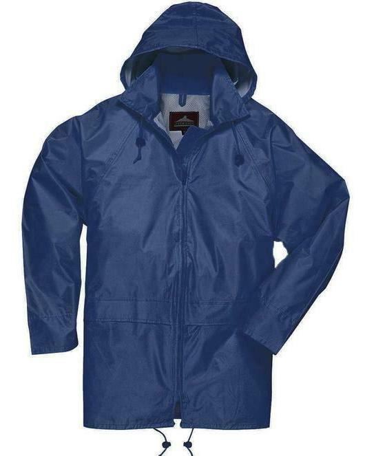men womens rainwear waterproof rain jacket coat