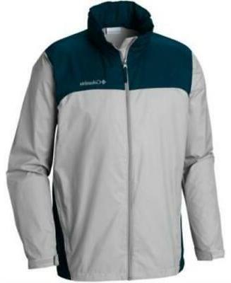 Columbia Mens Big & Tall Glennaker Lake Rain Jacket, Choose