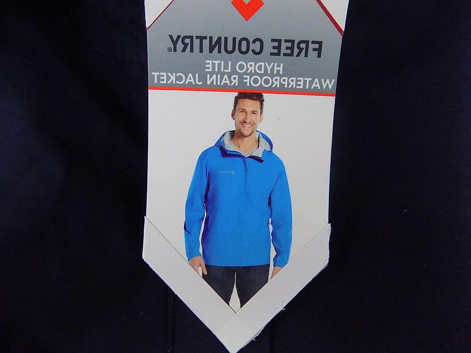 Mens Lite hooded Jacket Windbreaker XL