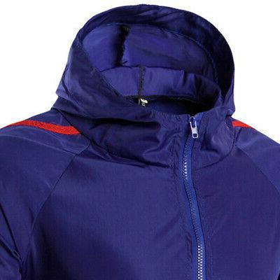 Mens Up Rain Windproof Outerwear