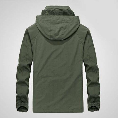 Mens Coat Casual Outerwear