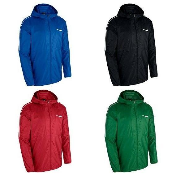 Nike Mens Rain Jacket Dry Waterproof Wind Breaker Raincoat H
