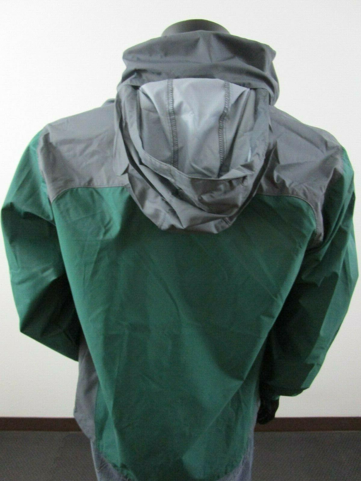 Mens S-M-XL-XXL Falls Jacket Green