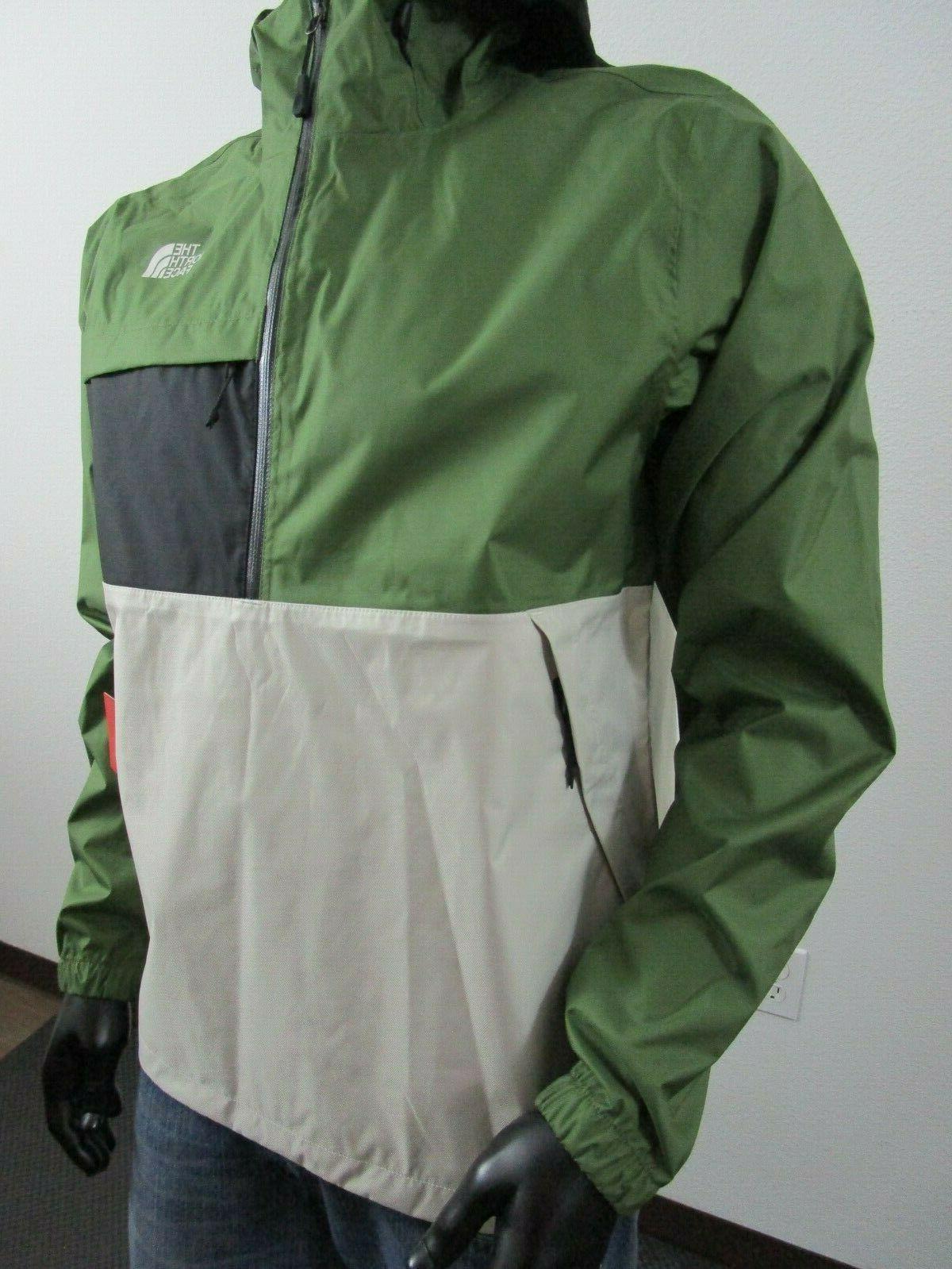 Mens Karakum Dryvent Waterproof PO Hooded Jacket