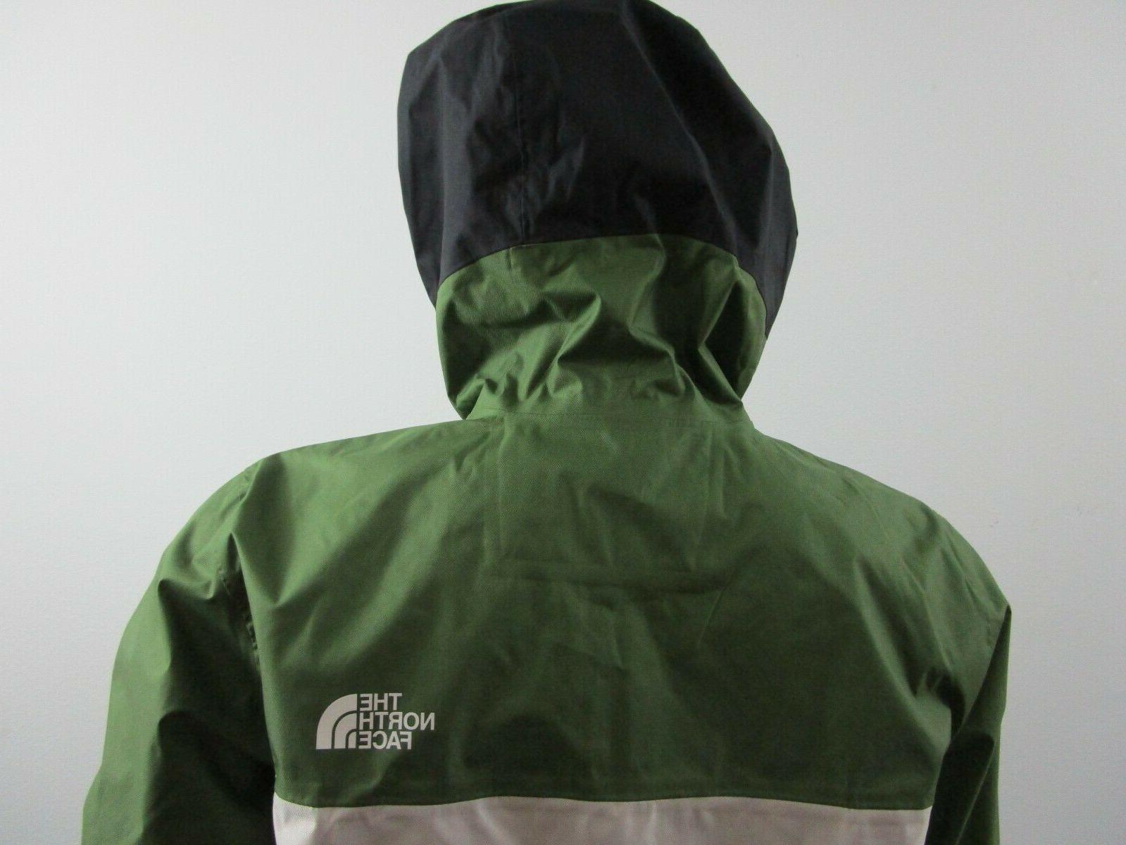 Mens North Karakum PO Hooded Rain Jacket