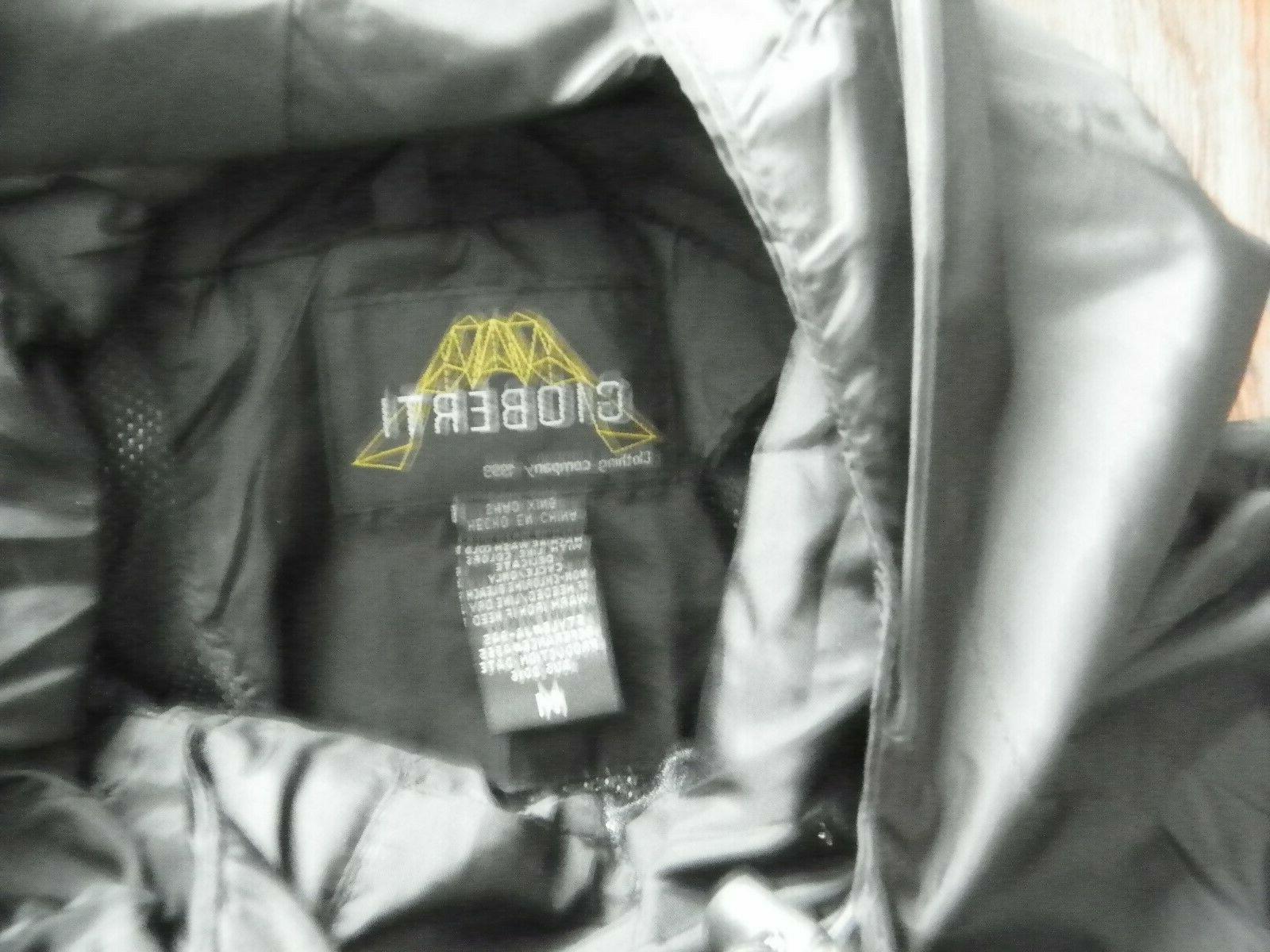 Gioberti Jacket Black #JA945 ND