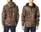 Columbia Mens Watertight II Rain Jacket Hooded $100 Waterpro