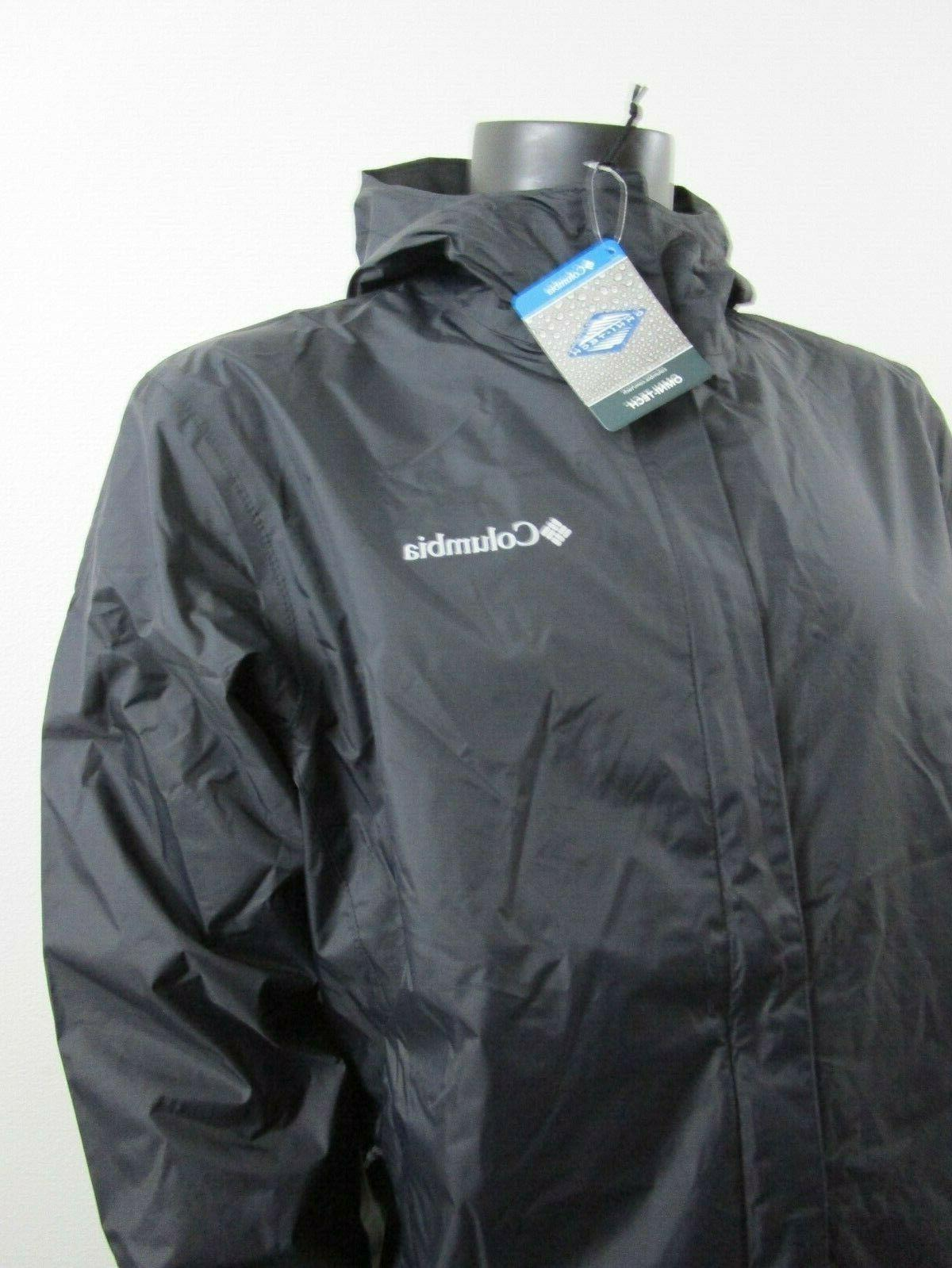 Mens Pointe Rain Jacket