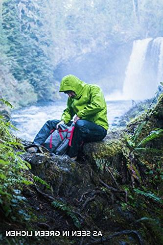 Marmot Waterproof Rain Jacket, with Jet