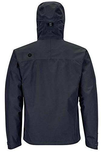 Waterproof Jacket, with PACLITE Technology, Jet Black