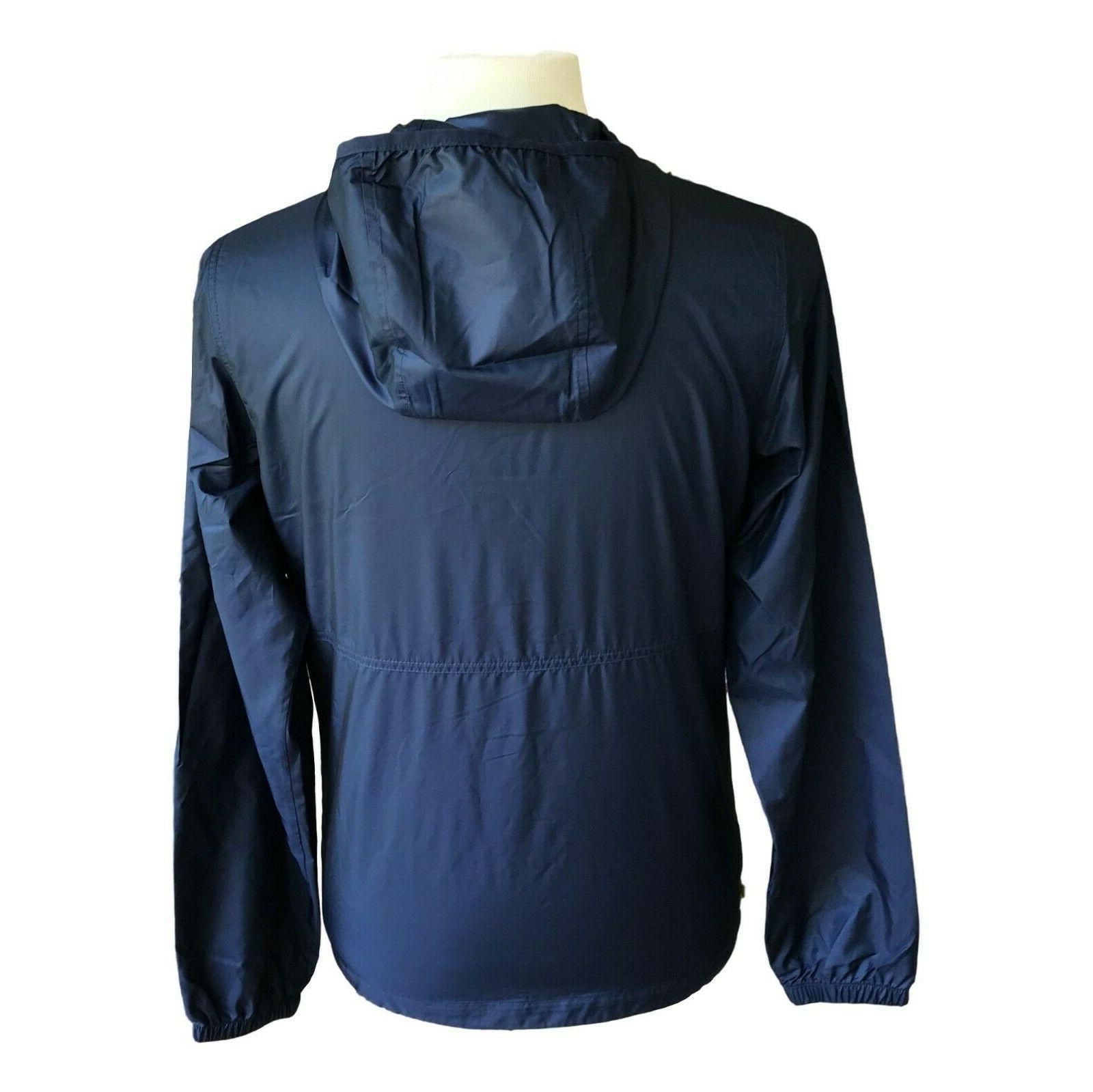 New Morning packable hooded light jacket