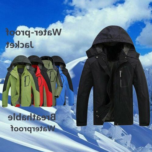 new men s coats jackets windproof waterproof