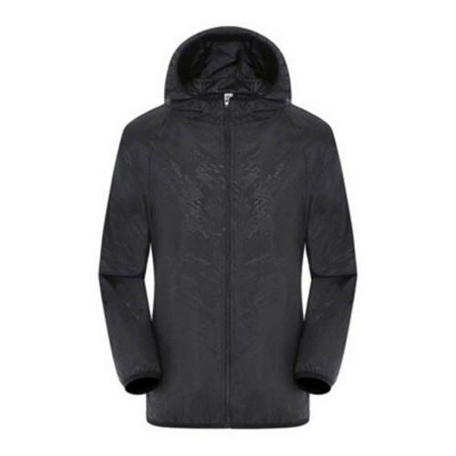 Waterproof Windproof Women Quick Rain Coat