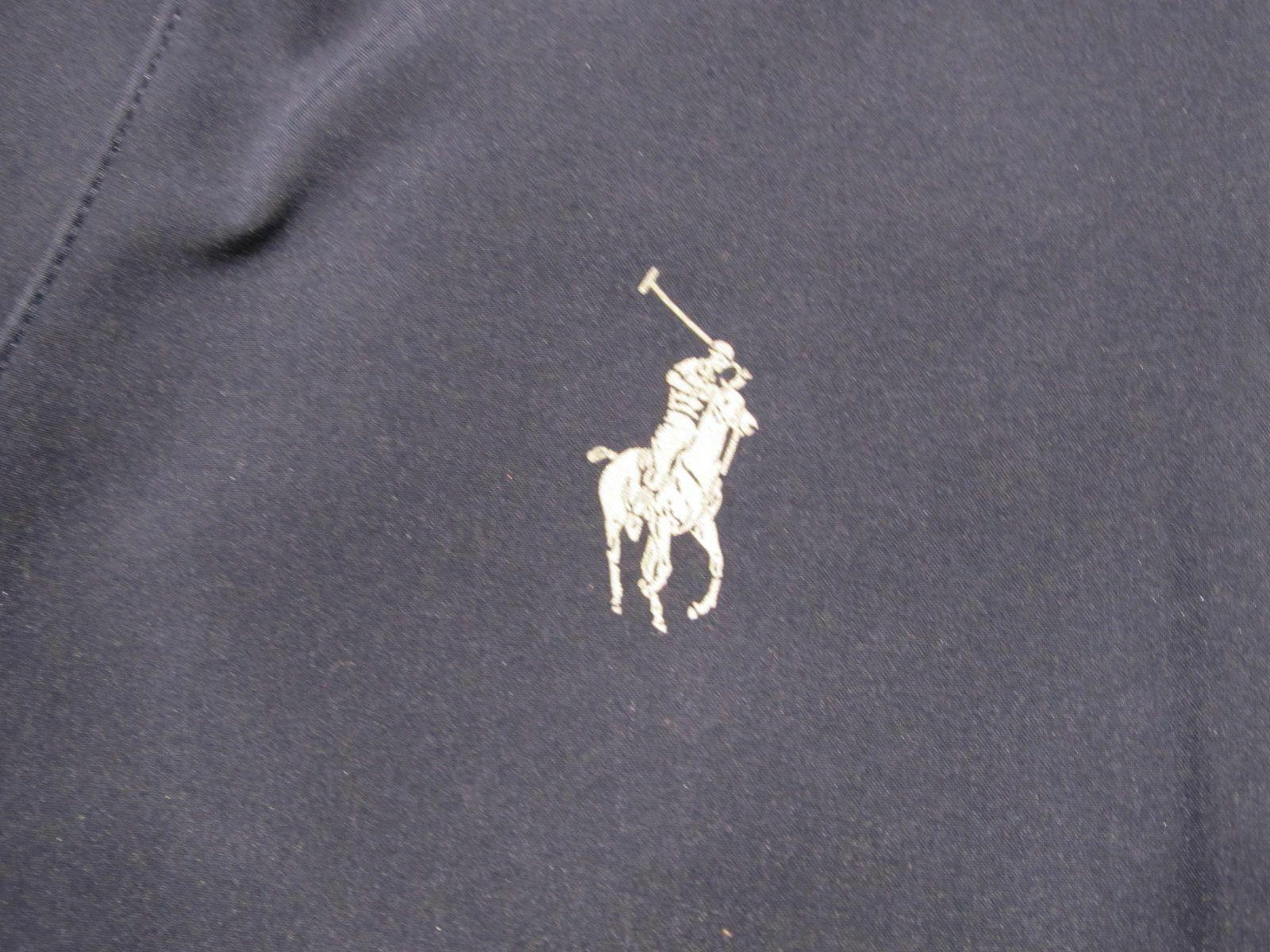 New Lauren Polo Hooded Rain Jacket