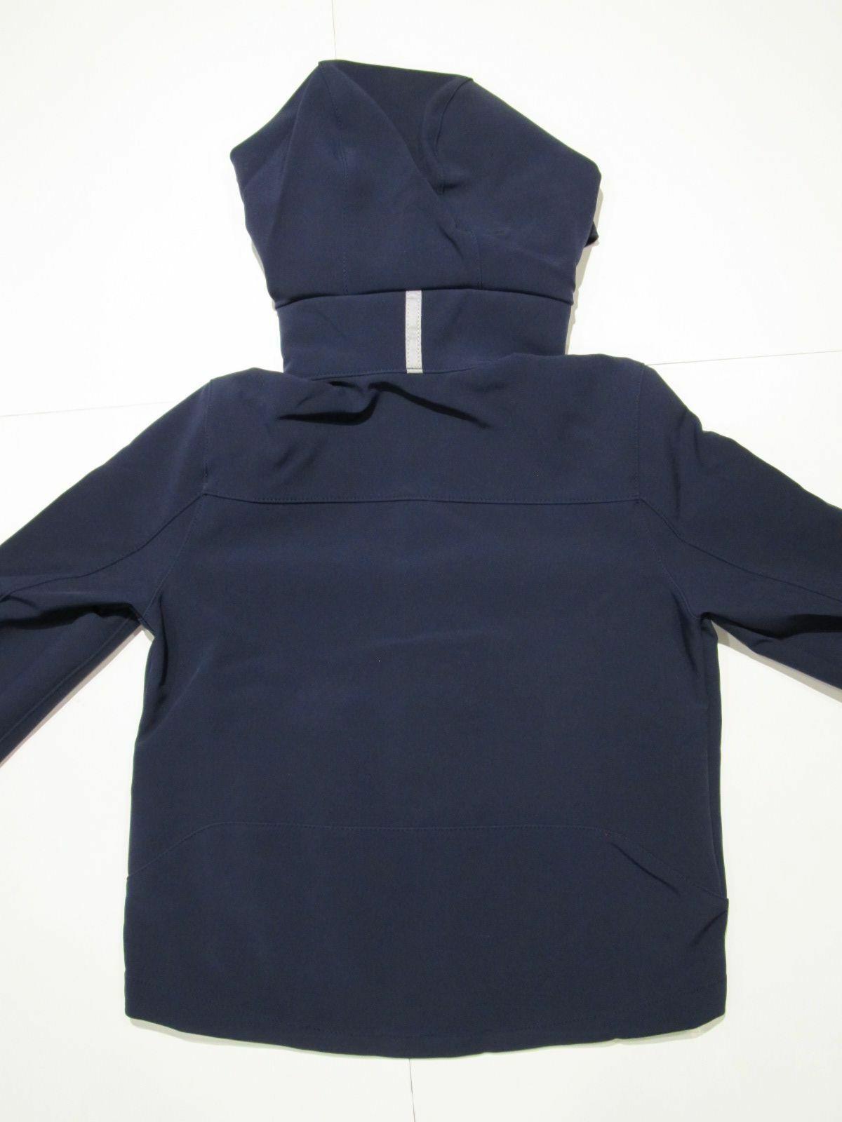New Ralph Lauren Polo Navy Hooded Packable Jacket L