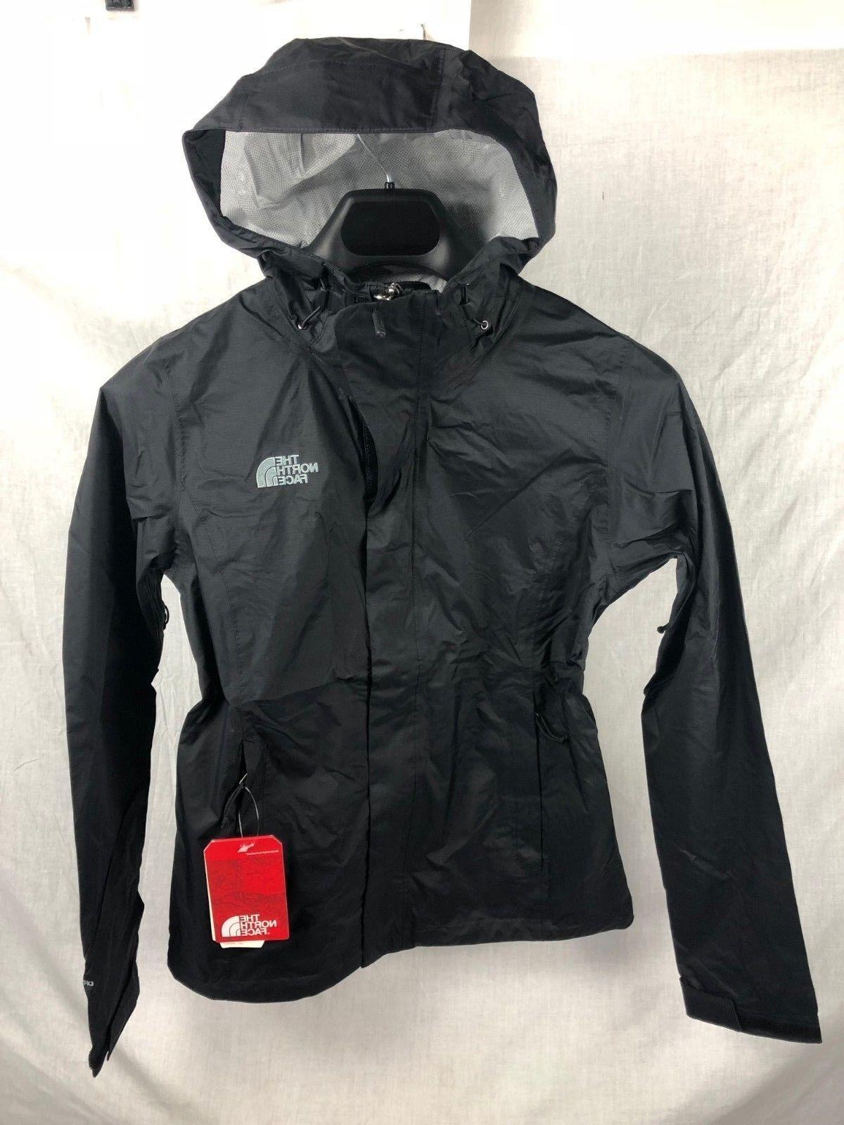 27aee83fa NEW THE NORTH FACE VENTURE JACKET BLACK ...
