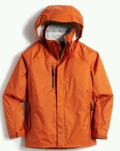 New! Rain Jacket XS
