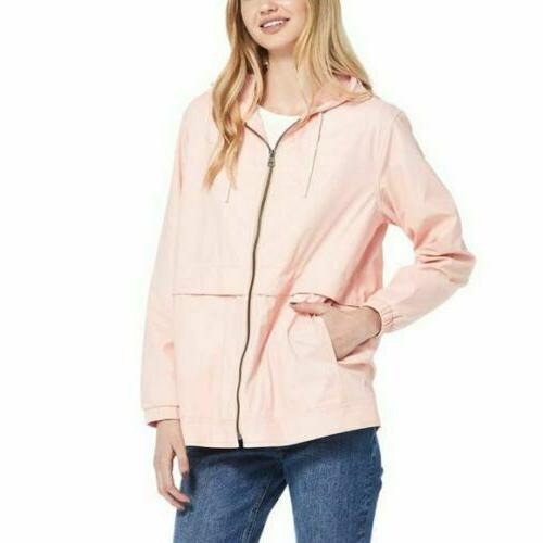 nwot weatherproof vintage rain slicker jacket color